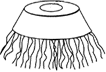 Cup Brush Illustration