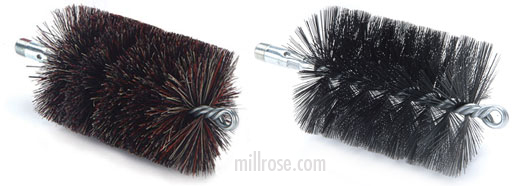 flue and boiler tube brushes